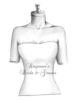 Neckline - Strapless Straight Across