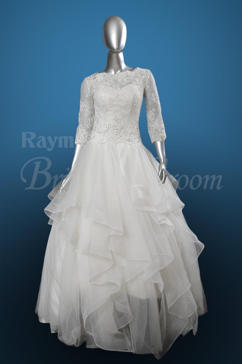 Wedding Dresses - Rayman\'s Bride and Groom